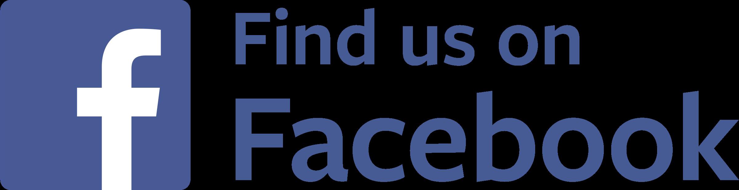 detail kontak Detail Kontak find us on facebook logo png transparent