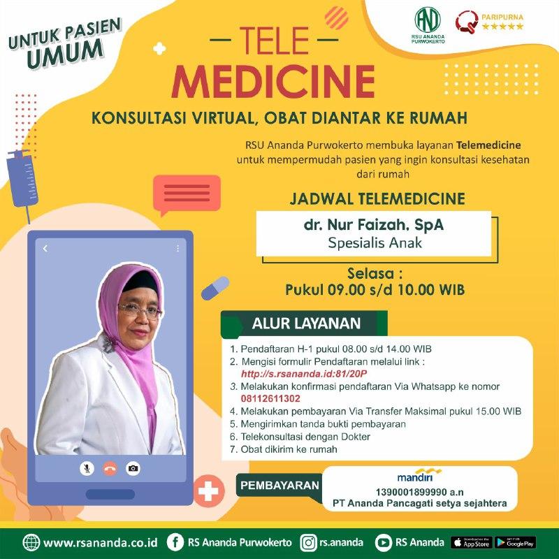 jadwal telemedicine Jadwal Telemedicine photo6280324123829840439