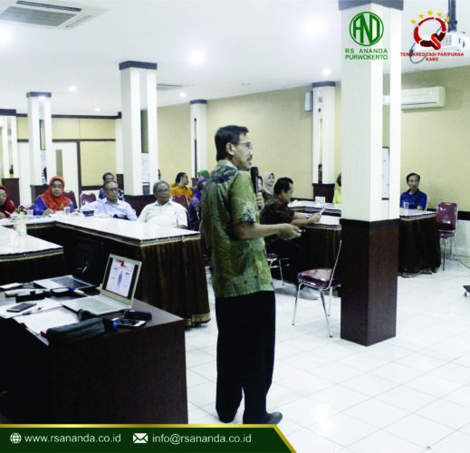 RTD MANAGEMENT THERAPY ON T2DM PATIENT - RS ANANDA PURWOKERTO