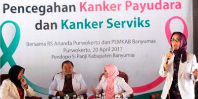SEMINAR PENCEGAHAN KANKER PAYUDARA DAN SERVIKS