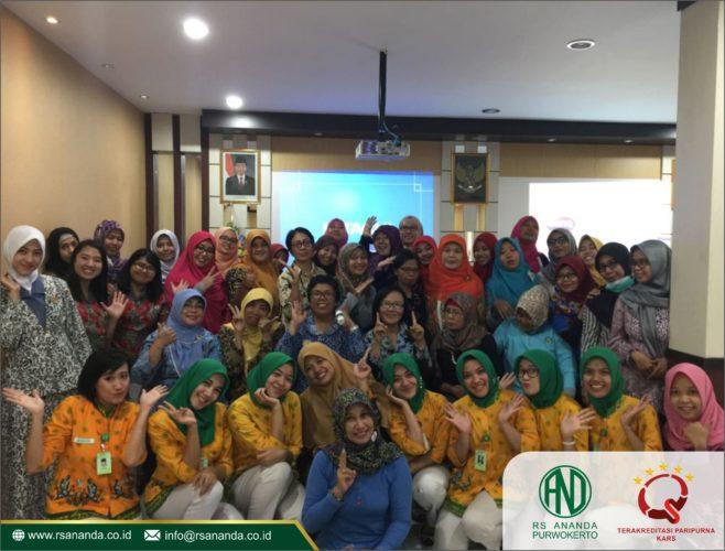 Pertemuan IBI (Ikatan Bidan Indonesia)