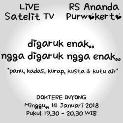 DOKTERE INYONG - Talk Show Kesehatan RS Ananda Purwokerto