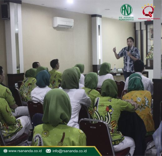 IN HOUSE TRAINING - RS ANANDA PURWOKERTO