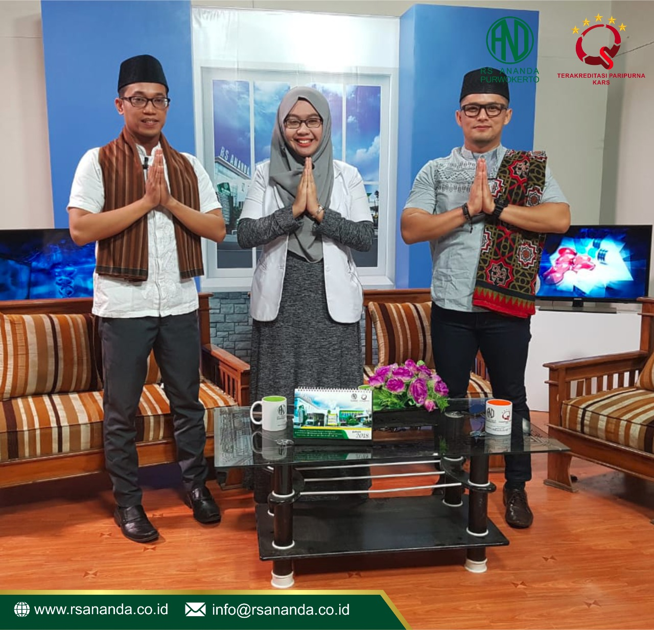 TALK SHOW DOKTERE INYONG – RS ANANDA PURWOKERTO WhatsApp Image 2018 06 20 at 13