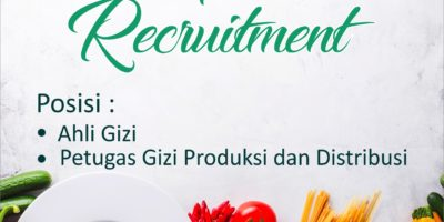 OPEN RECRUITMENT GIZI – RS ANANDA PURWOKERTO