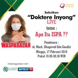 TALK SHOW KESEHATAN DOKTERE INYONG - RS ANANDA PURWOKERTO