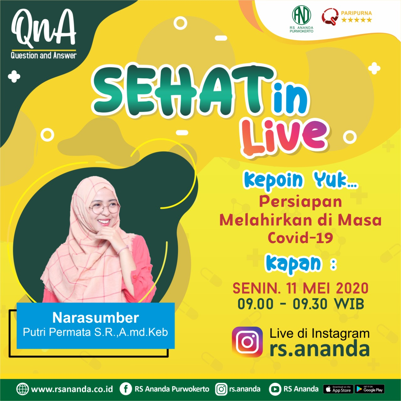 SEHAT in LIVE – RS ANANDA PURWOKERTO WhatsApp Image 2020 05 08 at 21