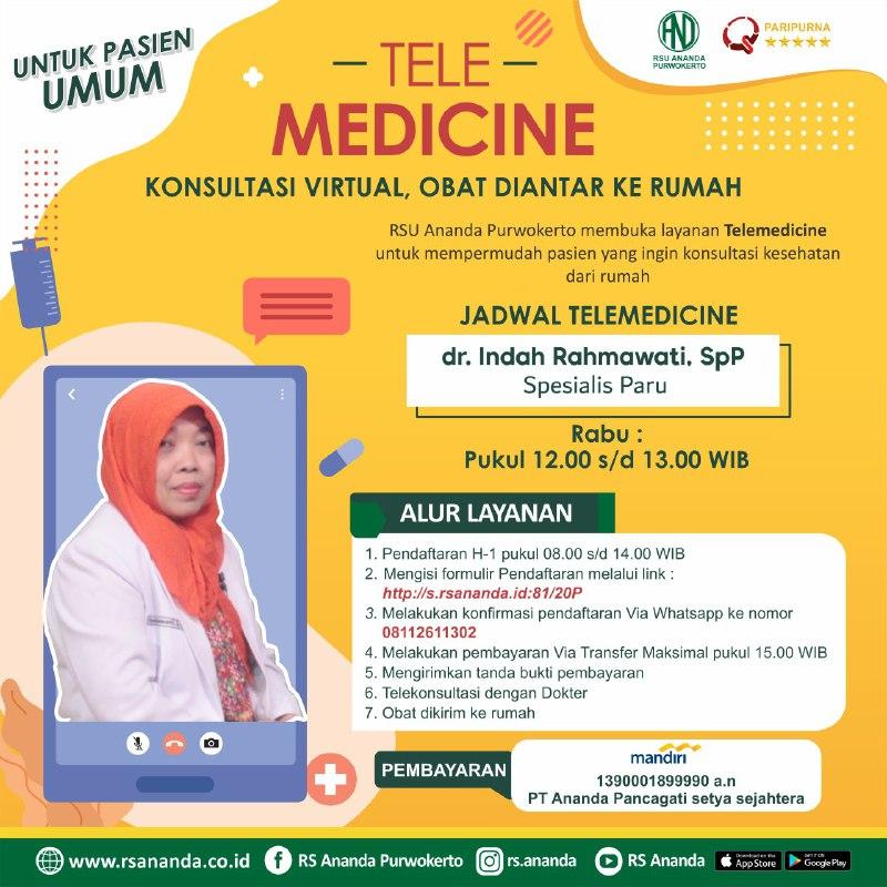 Jadwal Telemedicine photo6269180874130041751