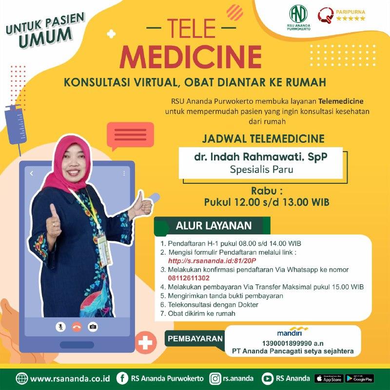 Jadwal Telemedicine photo6274074048765995725