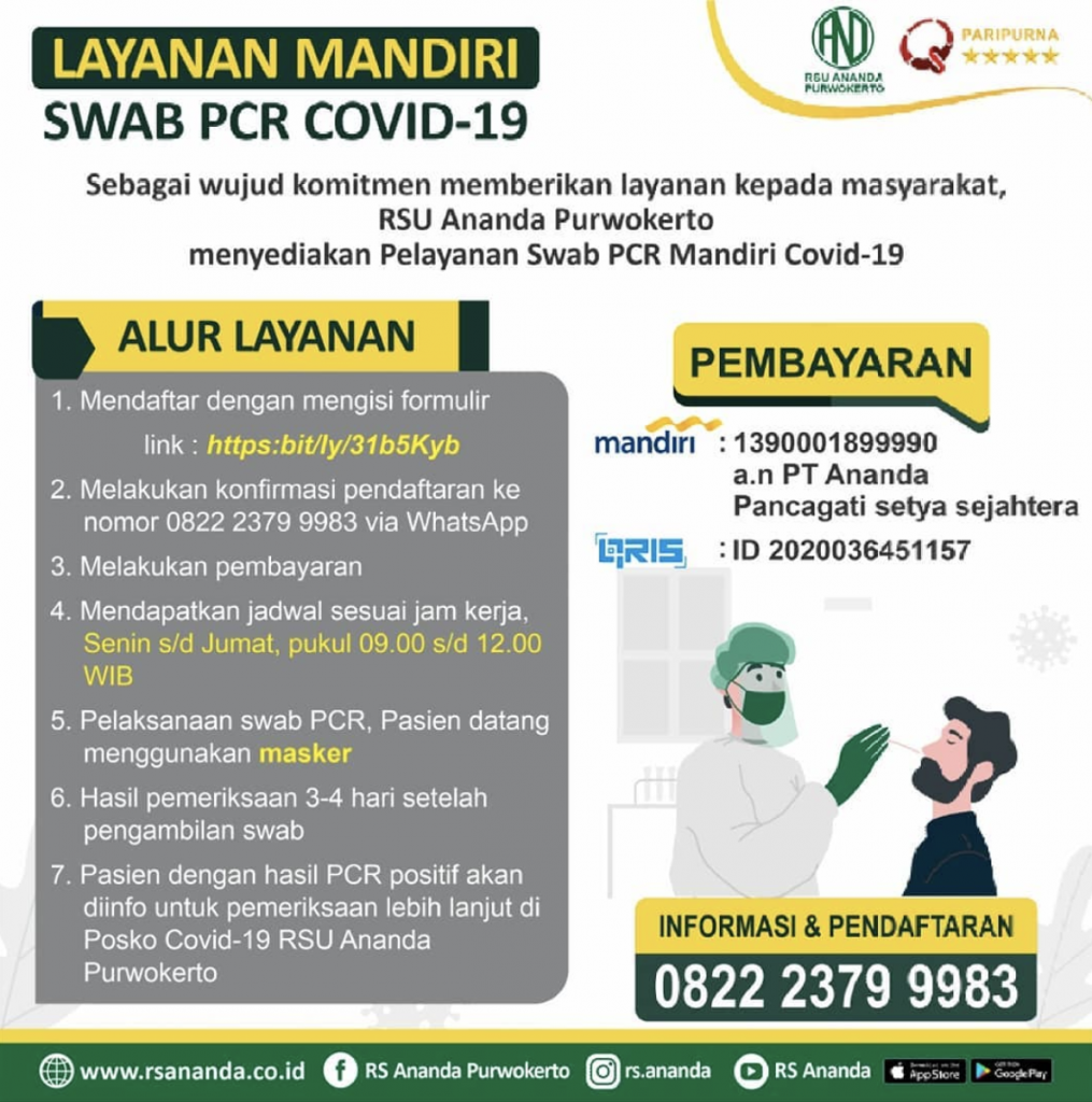 layanan mandiri swab pcr covid 19 Layanan Mandiri SWAB PCR COVID 19 Screen Shot 2021 02 19 at 11